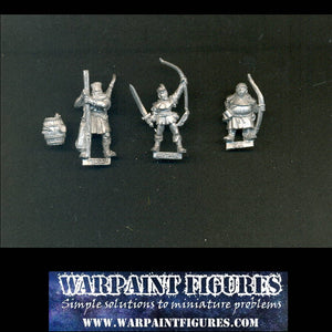 For Sale - OOP 1998 WFB Bertrand The Brigand & His Faithful Comrades - Warpaint Figures