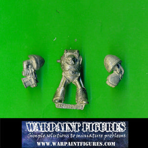 rare 1989 Jes Goodwin Bob Naismith Games Workshop Citadel Warhammer 40K 40000 Rogue Trader Terminator