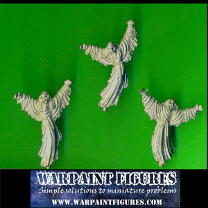 For Sale - OOP 2000 WFB 3 x GW Spirit Host Figures