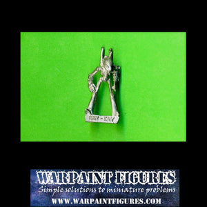 Warpaint Figures - OOP 1989 40K Epic Eldar Dreadnaught For Sale