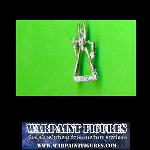 OOP Rare 1989 40K Epic Eldar Dreadnaught