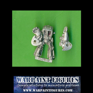 OOP 1989 40K Space Marines Flamer Terminator