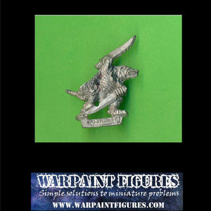 For Sale - OOP 1993 Marauder Miniatures Skaven Gutter Runner #2