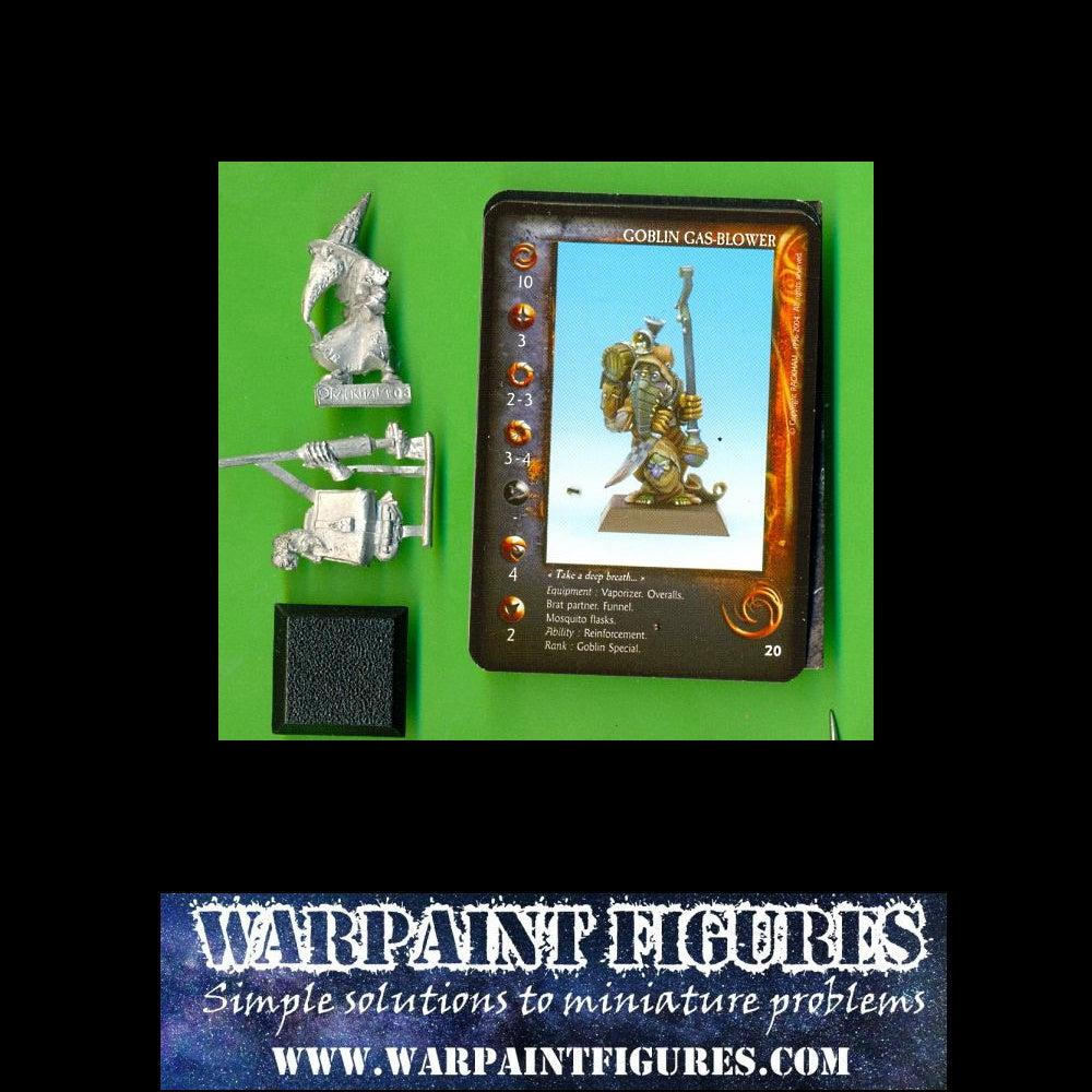 BNIB OOP Rackham Confrontation Goblin Gas Blower