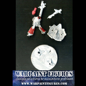 Warpaint Figures - 1988 Games Workshop 40K Epic Adeptus Titanicus Warlord Battle Titan