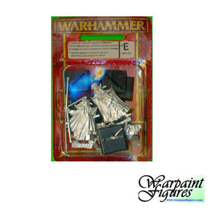 BNIB OOP Metal BNIB Dark Elf Black Guard Command