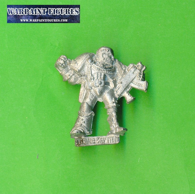 For Sale - OOP 40K Rogue Trader 1990 Space Marines Veteran Captain