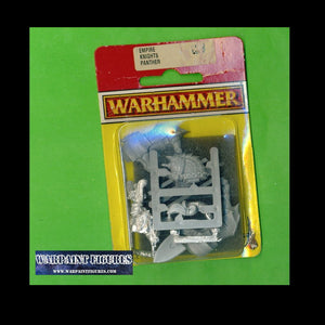 Warpaint Figures - WFB GW BNIB Empire Knights Panther for sale