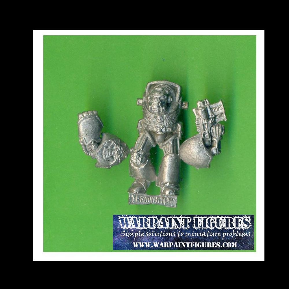 OOP 1989 40K Space Marines Terminator #1