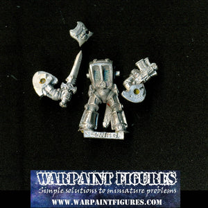 1989 Citadel Games Workshop Rogue Trader Warhammer 40K Space Marines Terminator Captain - For Sale