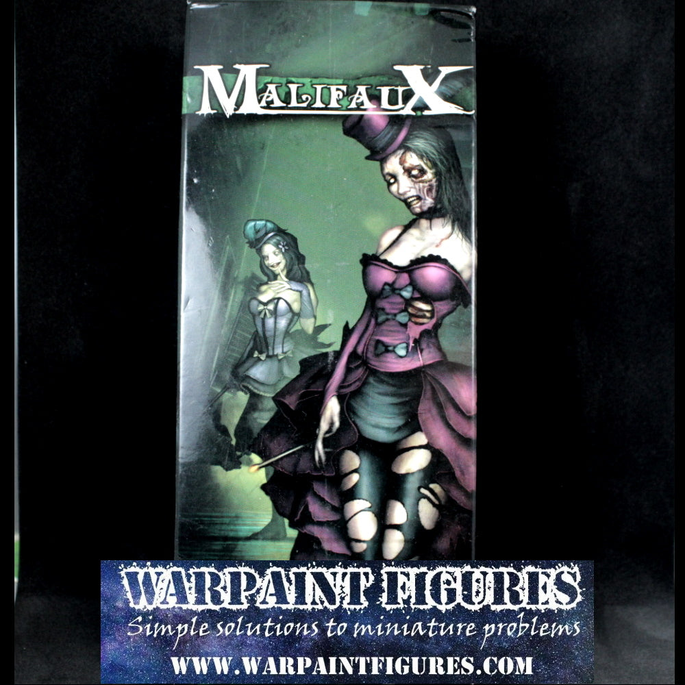 Save 37%! Malifaux Rotten Belles Brand New In Box