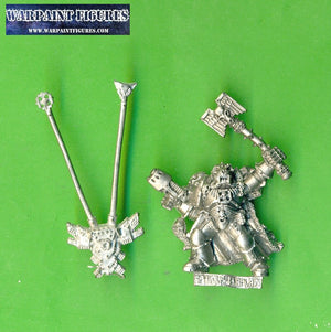 OOP 1991 Space Wolves Wolf Priest Ulrik The Slayer