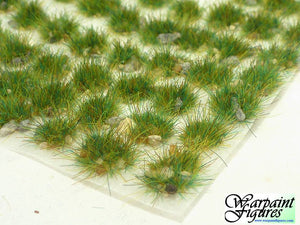 4mm Rocky Textured Static Grass Tufts