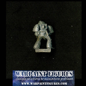 For Sale - OOP 1988 Warhammer 40K Space Marine - Rogue Trader