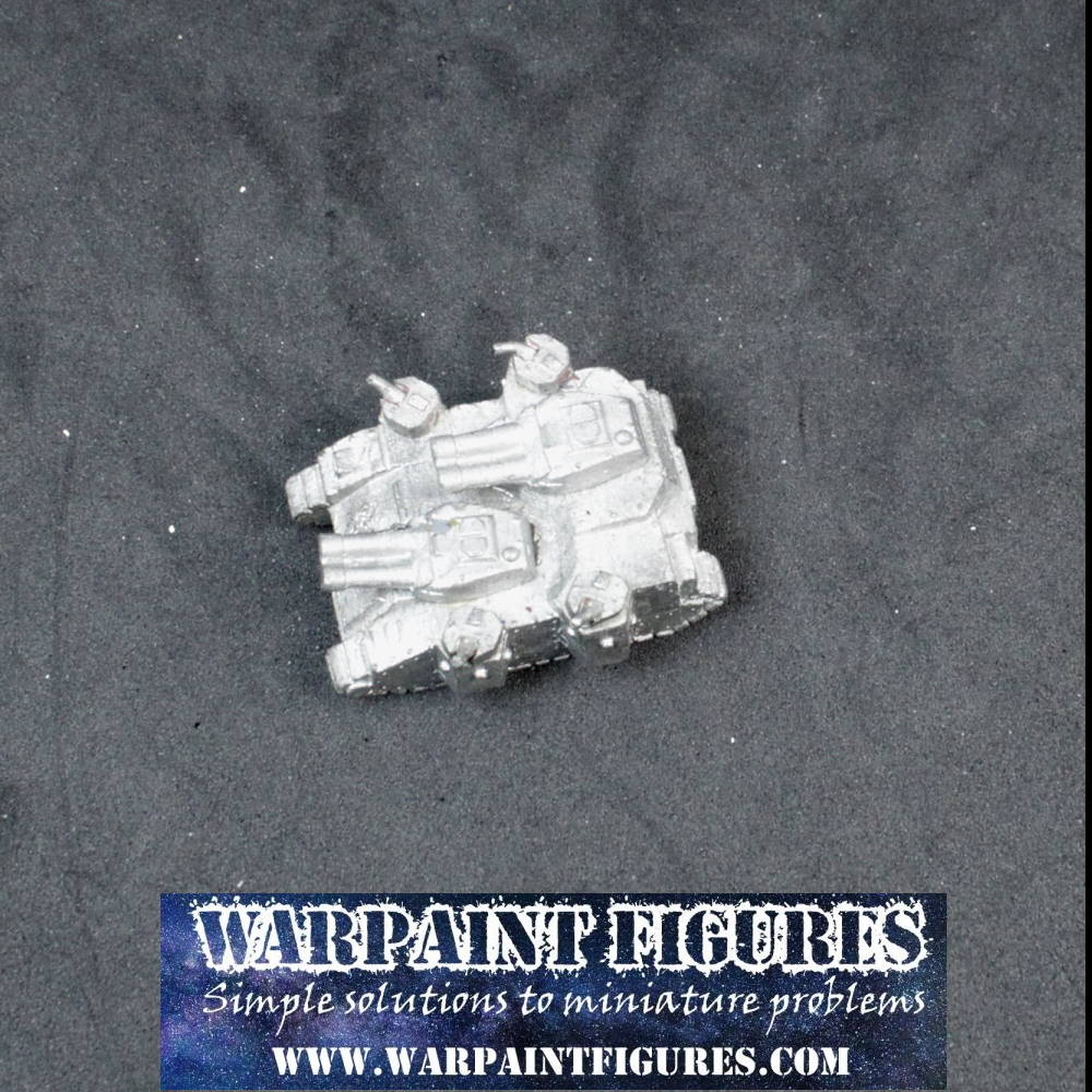 For Sale - OOP 1992 Epic 40K Imperial Guard Stormhammer Tank #2