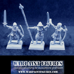 For Sale - OOP 1997 Warhammer Fantasy Battle OOP 1997 WFB Bretonnian Archers Command