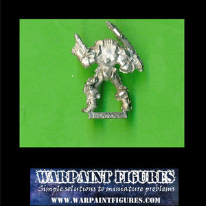 For Sale - OOP 1989 GW Rogue Trader Warhammer  40K Inquisitor With Chainsword & Plasma Pistol