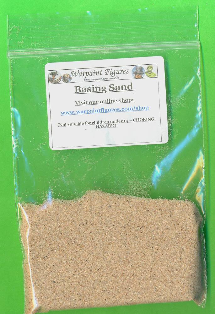 Basing Bags For Wargaming Miniatures