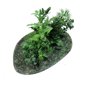 warpaint figures medium jungle terrain & scenery for wargames and wargaming tables