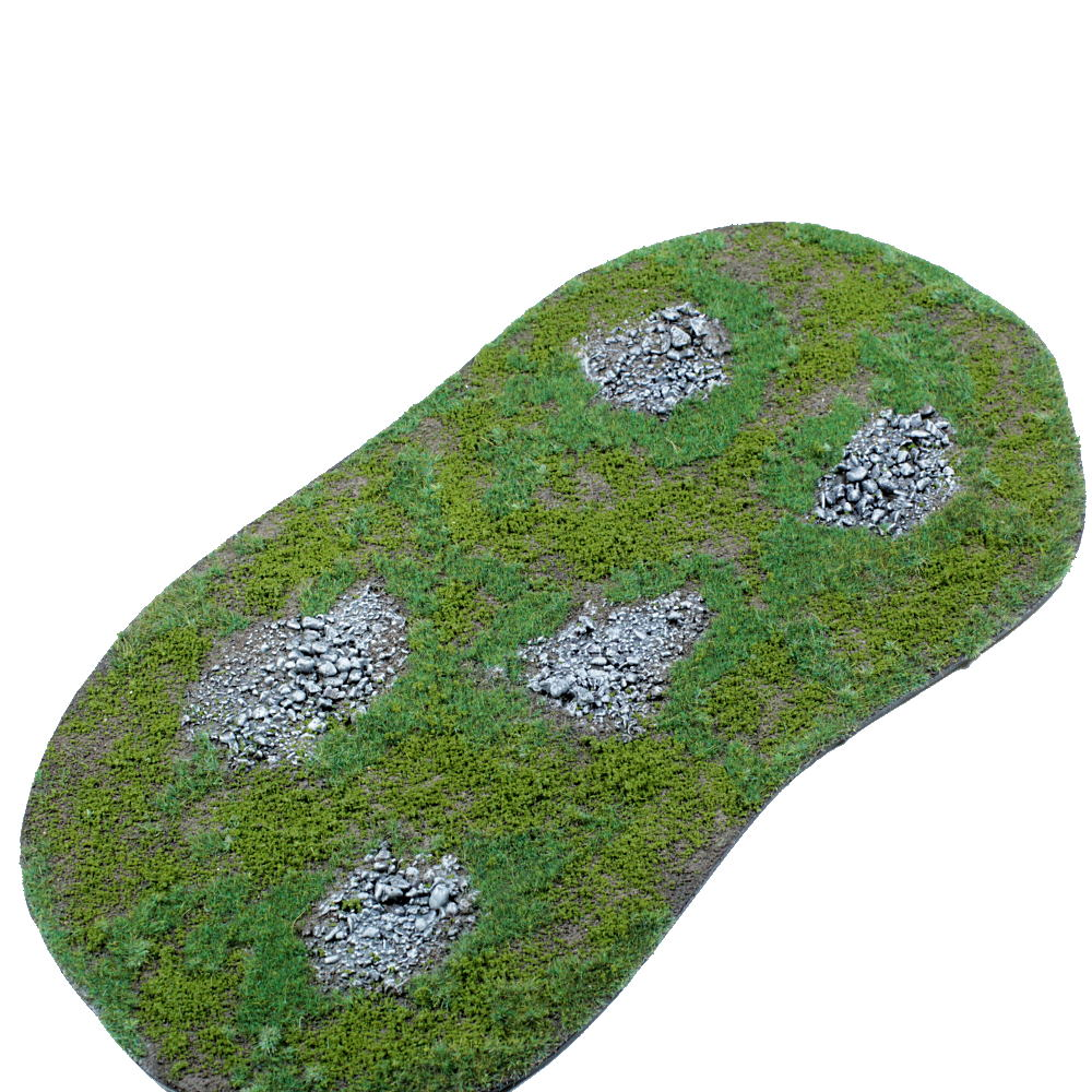 Warpaint Figures - Large Area terrain for wargaming - WW2, Bolt Action, Chain Of Command