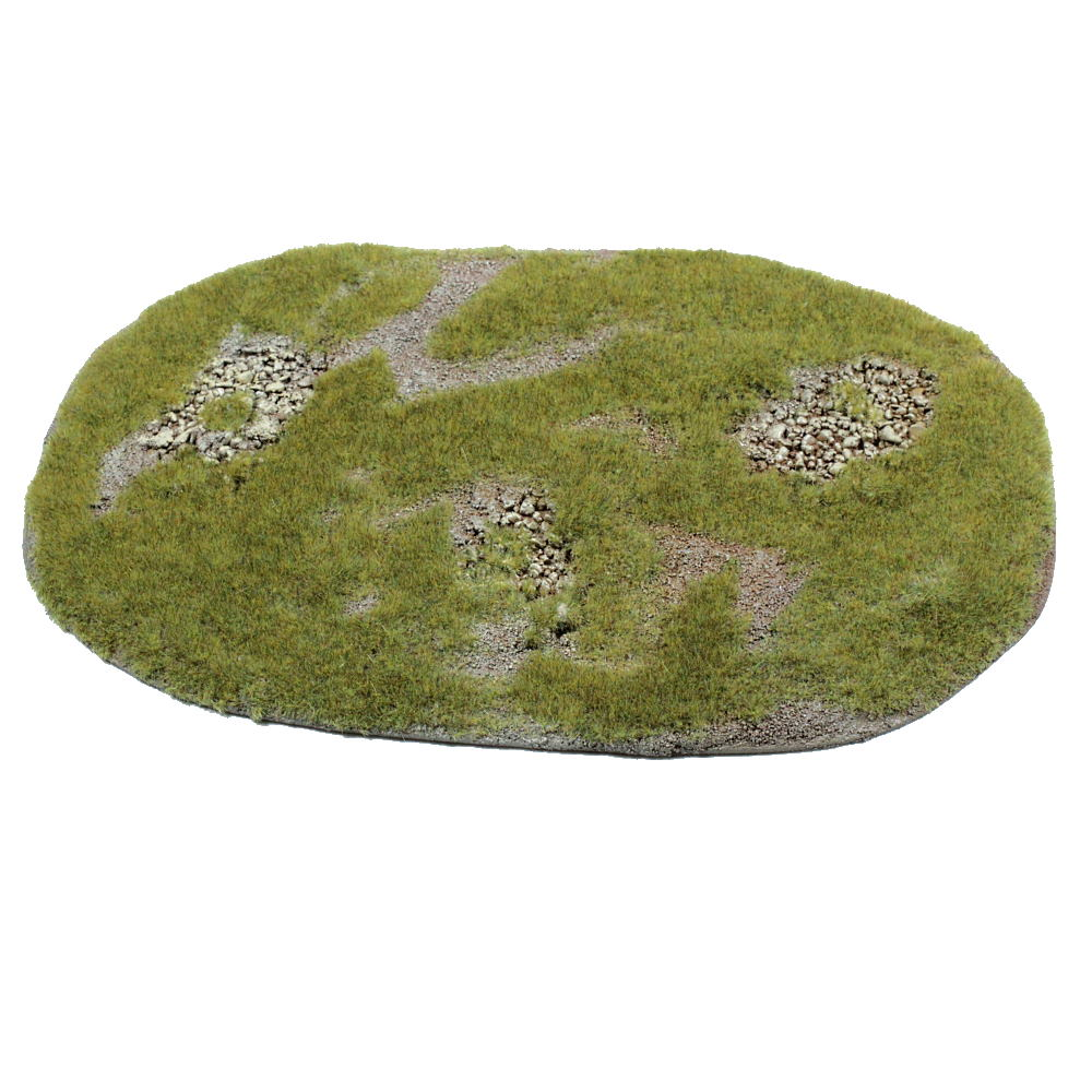 Medium Arid Rough Area Terrain # 3