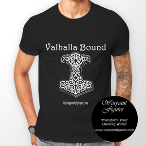 Men's Viking T Shirt - Valhalla Bound