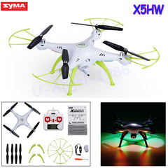 $153 Light up Drone wifi camera