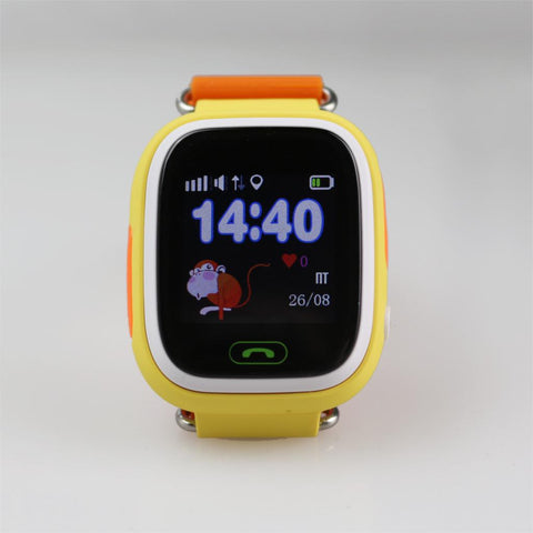 Smart baby smart watch Q90 phone kids GPS Wifi Smart