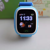 GPS Q90 WIFI Positioning kids Children Smart baby Watch