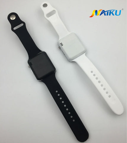 A1 Smart Watch With Passometer Camera SIM Card