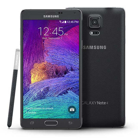 Samsung Note 4 - Pre-Owned Certified