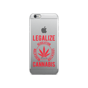 Legalize iPhone Case