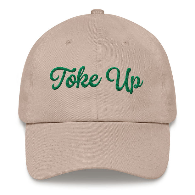 Toke Up Dad hat