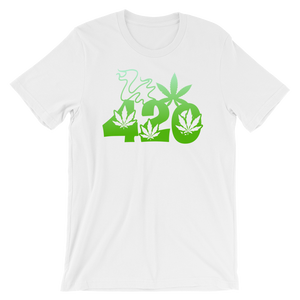 Four 20 Short-Sleeve Unisex T-Shirt