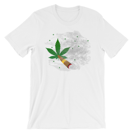 Smoke & Wind Short-Sleeve Unisex T-Shirt