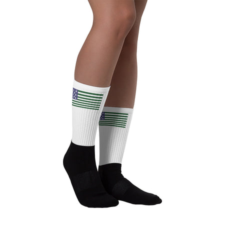 Kush Flag Socks