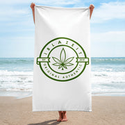 iBLAZEIT Established Beach Towel