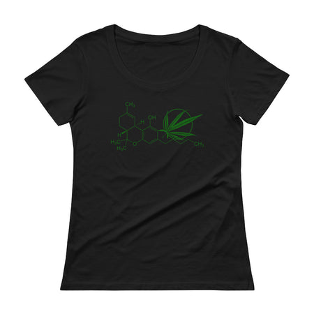 Women's Science Scoopneck T-Shirt