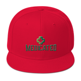 Medicated Snapback Hat