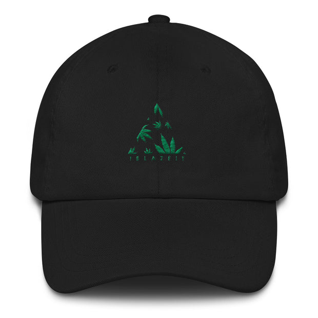 Weed Triangle Dad hat