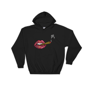 Smoke & Kisses Hooded Sweatshirt