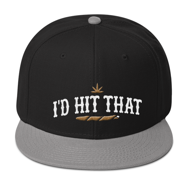 I'd Hit That Snapback Hat