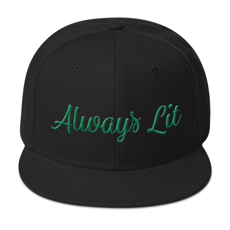 Always Lit Snapback Hat
