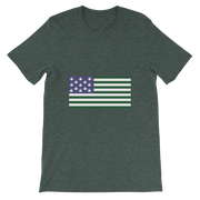 Kush Flag Short-Sleeve T-Shirt