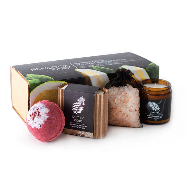 Pomelo Citrus | Artisanal Spa Collection Gift Set