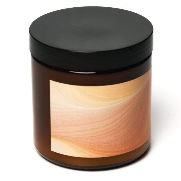 High Desert | Crackling Wood Wick Candle with Organic Coconut Wax
