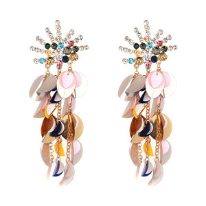 Disco Dazzle Earrings - Rare Treasure Collection - Bohemian Lily