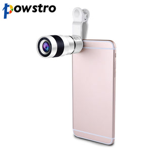 Powstro 8x Zoom Optical Phone Telescope - Bohemian Lily