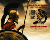 Door Kicker Inc. Coffee - DKI Dark Roast Whole-Bean Coffee 12oz
