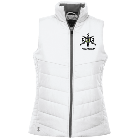 SBCC Holloway Ladies' Quilted Vest
